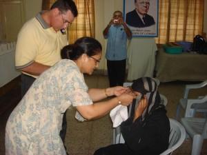LIS Permanent Clinic at Jamshedpur
